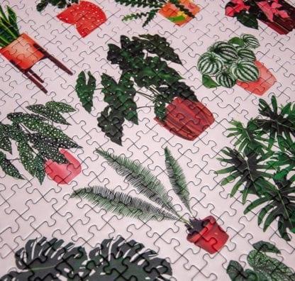 Puzzle - Plant gang