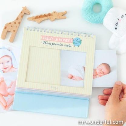 Album photo - Bébé 12 mois