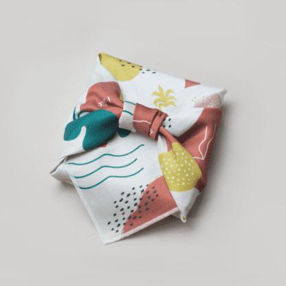 Emballage cadeau tissu - Terra