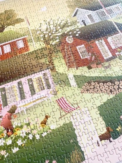 Puzzle - Small Houses