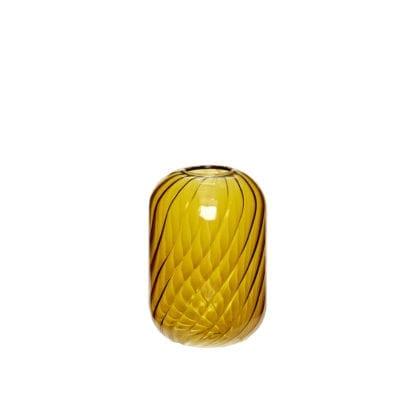 Vase en verre - Ambre XS