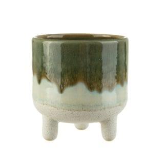 Cache-pot mini - Vert