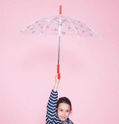 Parapluie - Bisou (enfant)