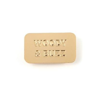 Pin's doré – Woody & Buzz