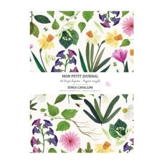 Carnet – Fleurs jonquilles