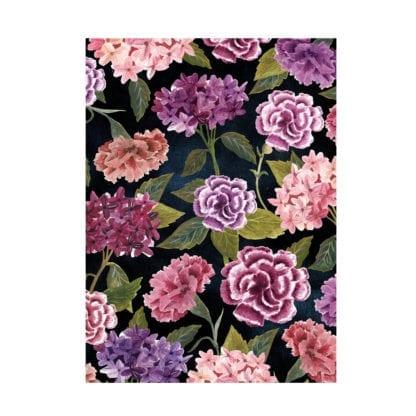 Carnet – Fleurs oeillets