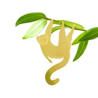 Déco pour plante - Lémur catta