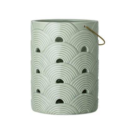 Lanterne – Vert pastel