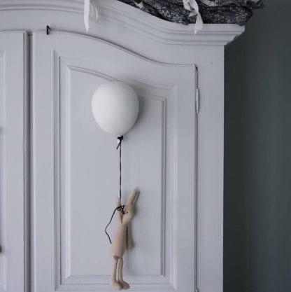 Ballon en céramique - Blanc