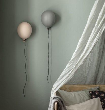 Ballon en céramique