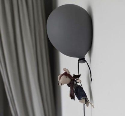 Ballon céramique – Gris