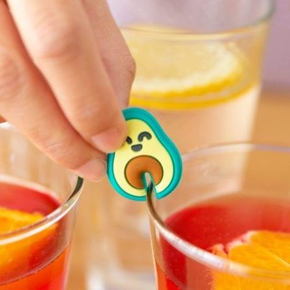 Marques-verres - Fruits
