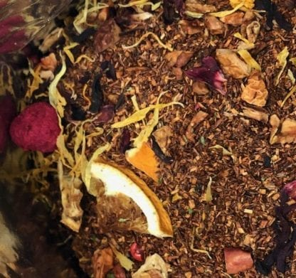 Thé en vrac – Orange sanguine