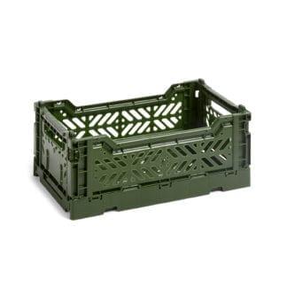 Caisse de rangement S - Khaki