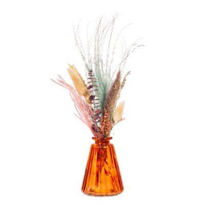 Vase en verre mini - Ambre (a)