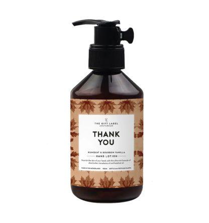 Crème pour les mains – Thank you