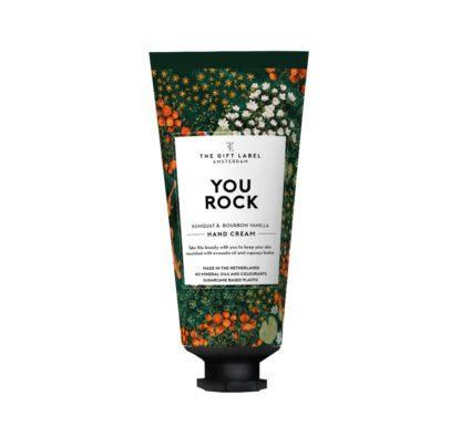 Crème pour les mains tube – You rock