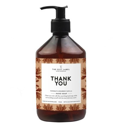 Savon pour les mains – Thank you