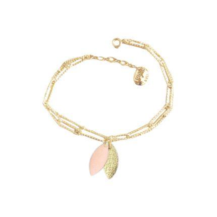 Bracelet Lempa – Nude & Or